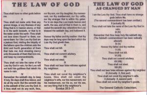 La Ley de Dios 001