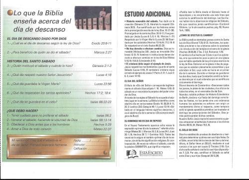 11-Lo que la Biblia enseña acerca del dia de descanso-11-