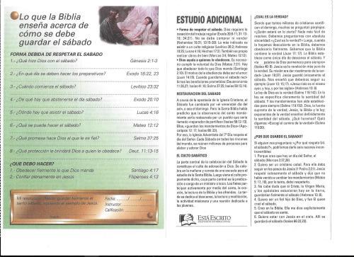 12-Lo que la Biblia enseña acerca de guardar el sabado-12-
