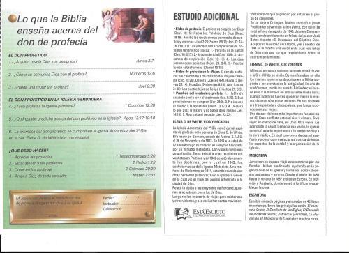 15-Lo que la Biblia enseña acerca del don de profecía-15-