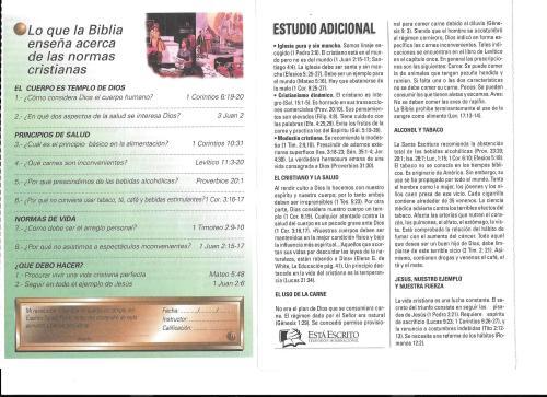 16-Lo que la Biblia enseña acerca de las normas cristianas-16-