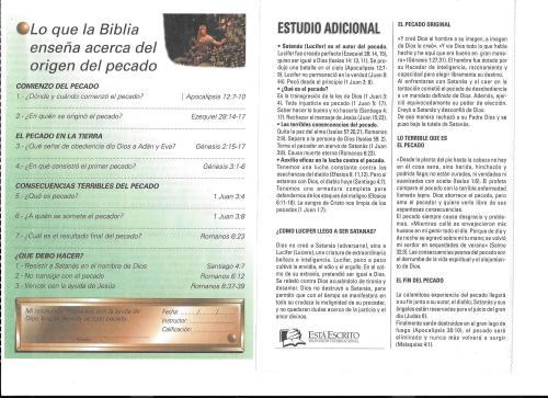 6-Lo que la Biblia enseña acerca del origen del pecado-6-